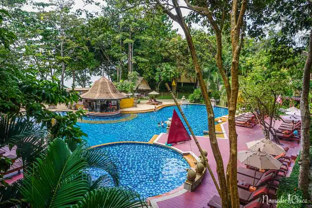 Crown Lanta Resort Spa Hotel Review Koh Lanta Thailand